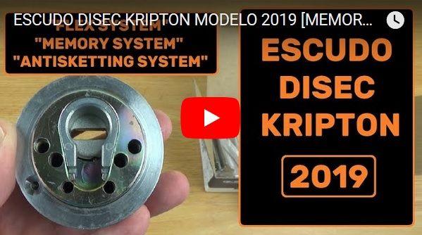 DISEC KRIPTON 2019