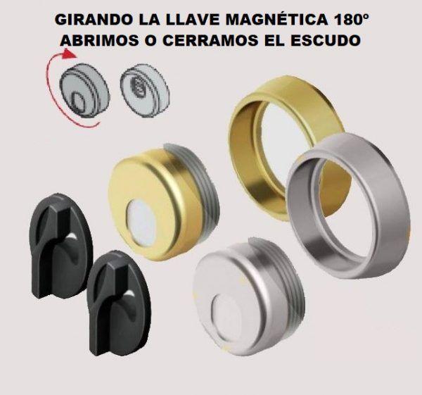 ESCUDO disec mrm29e magnetico
