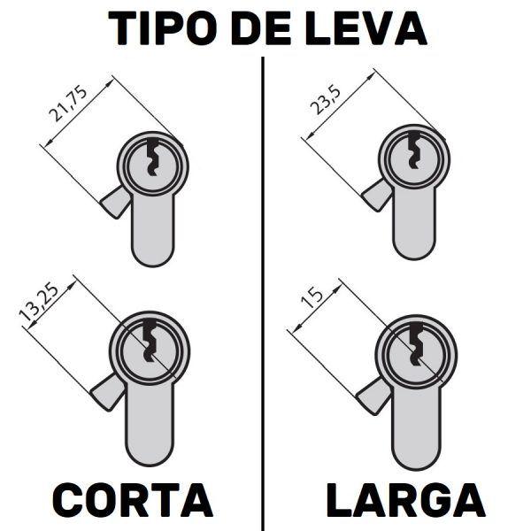 TIPO DE LEVA BOMBIN