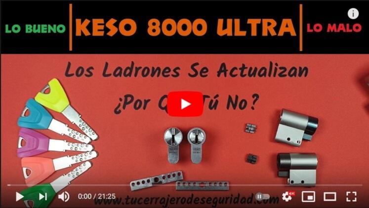 KESO 8000 ULTRA
