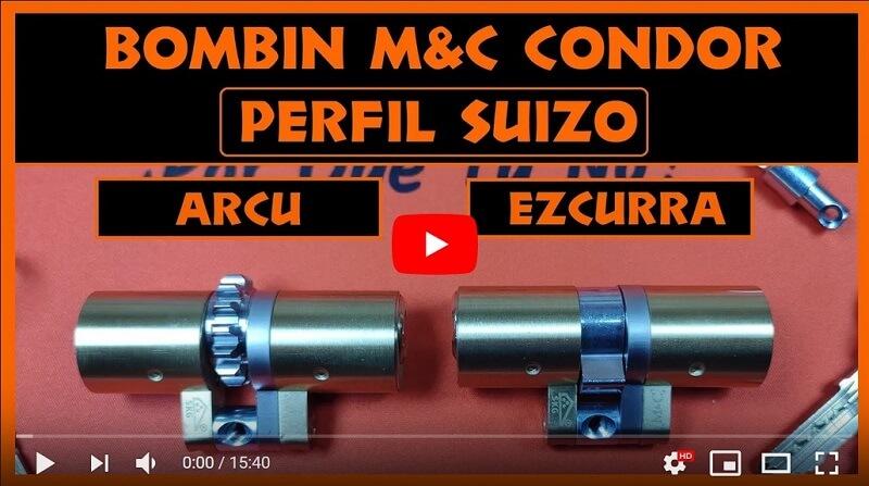 MC CONDOR PERFIL SUIZO ARCU