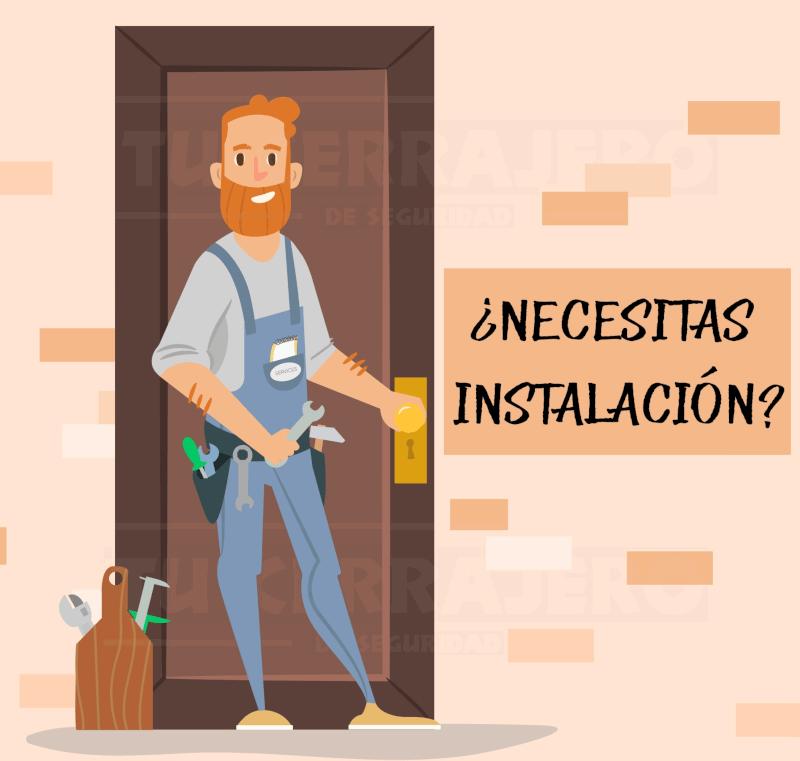 INSTALACION EN BARCELONA